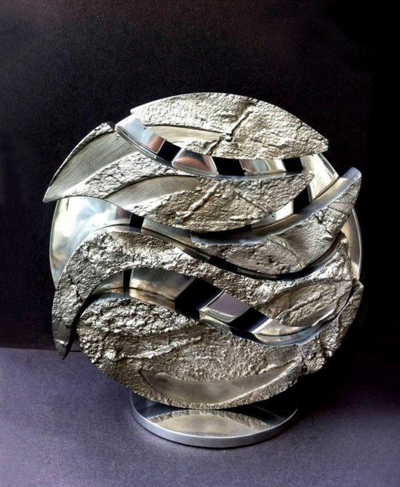CALDERA 1 aluminium 27cm diameter POA