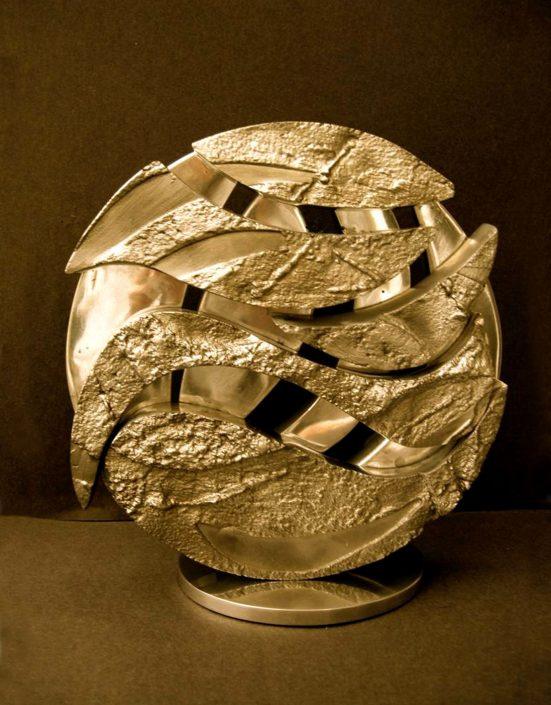 CALDERA 2 bronze 27cm diameter POA