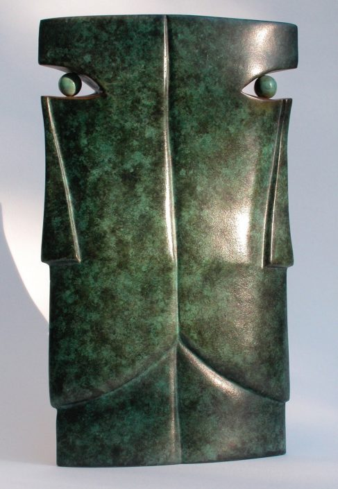 SEE IT MY WAY bronze 28x18x5cm POA