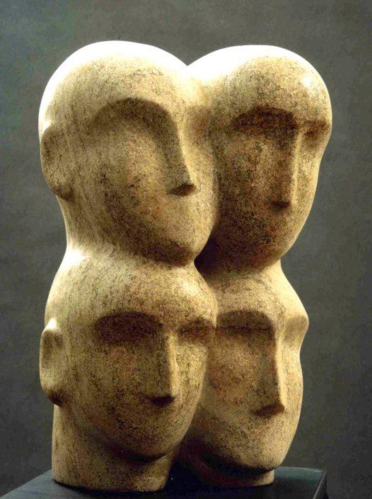 LOVE FOUR LOVE ancaster stone 40x28x20cm POA