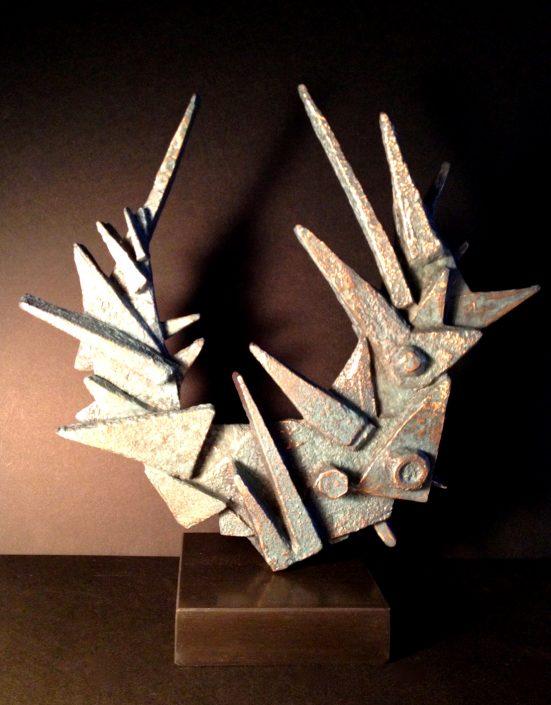 TALUS CONVERGE bronze 30x23x5cm POA